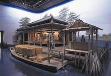 나카가와 후나반쇼 자료관(관내)