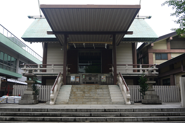 Fukagawa Shichifukujin(Seven Gods of Good Fortune) course