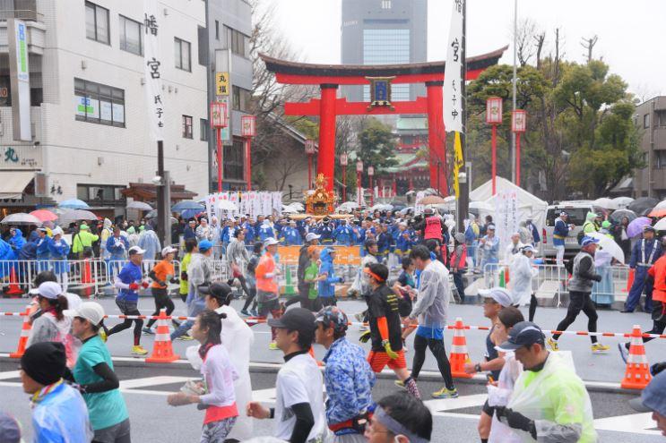 东京马拉松2020/相关活动