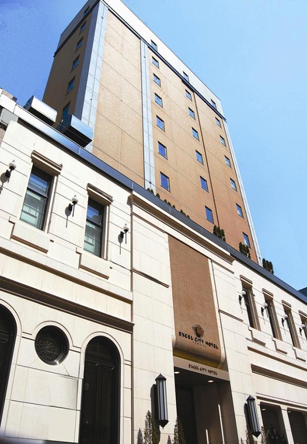 Excel城市飯店
