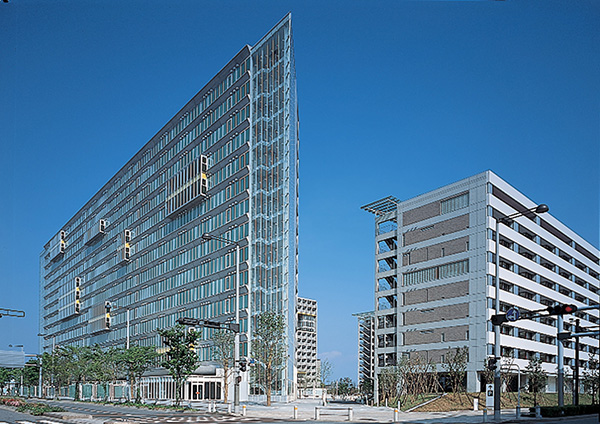 Tokyo international exchange building