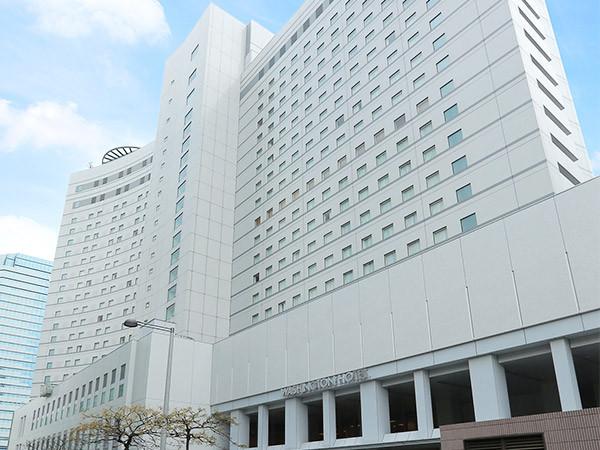 东京海湾有明华盛顿酒店