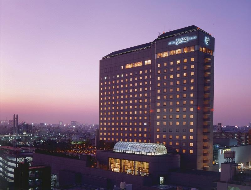 Hotel yeast 21 Tokyo