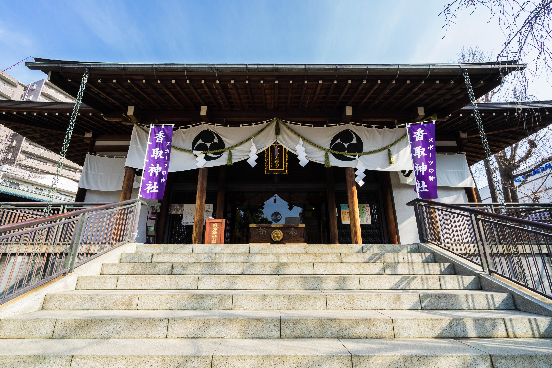 龟户香取神社