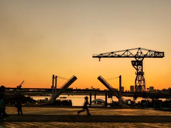 都市船塢La La Port豊洲