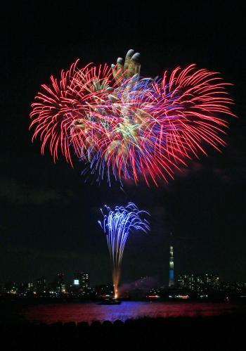 고토 불꽃놀이 축제