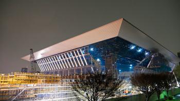 올림픽 아쿠아 디크스 센터(건설중)