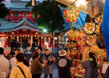 Tomioka Hachimangu Shrine
