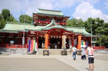 富冈八幡宫