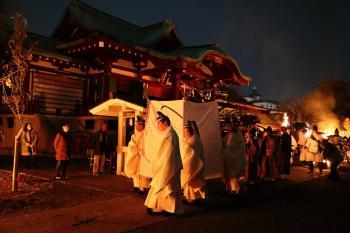 Kameido Tenjinsha Shrine