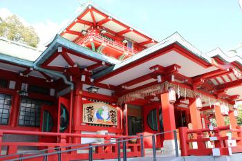 Tomioka Hachimangu Shrine