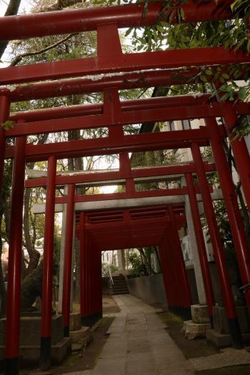富岡八幡宮院內(7渡神社)
