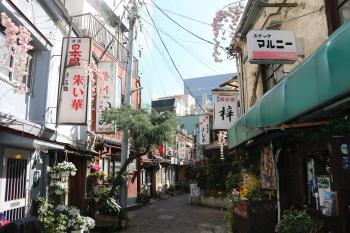 Tatsumi new road
