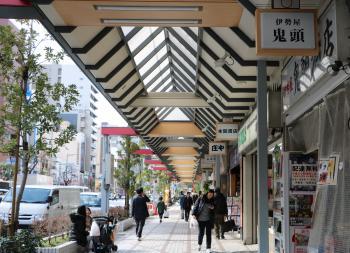 Nakacho Street mall
