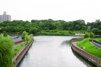 小名木川、前中川