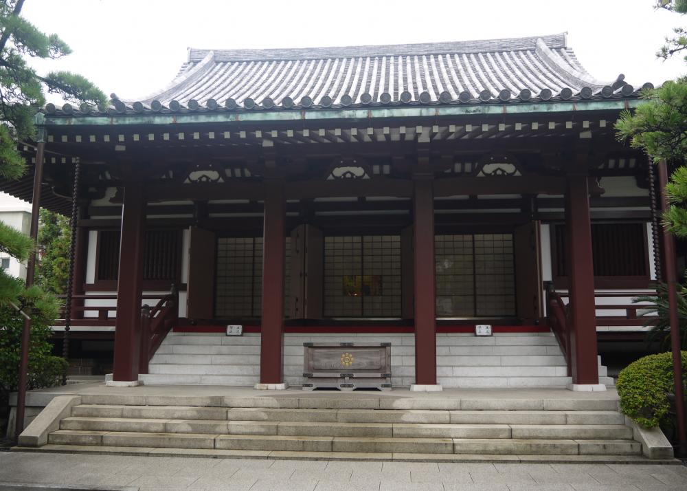 Shingyoji Temple
