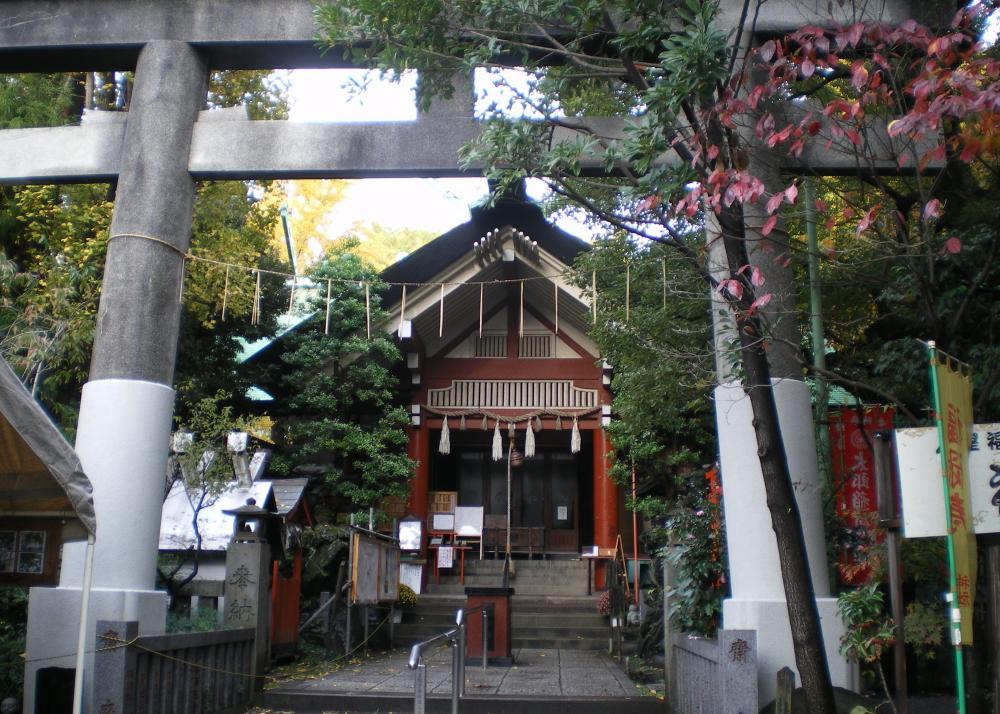 Tensojinja Shrine