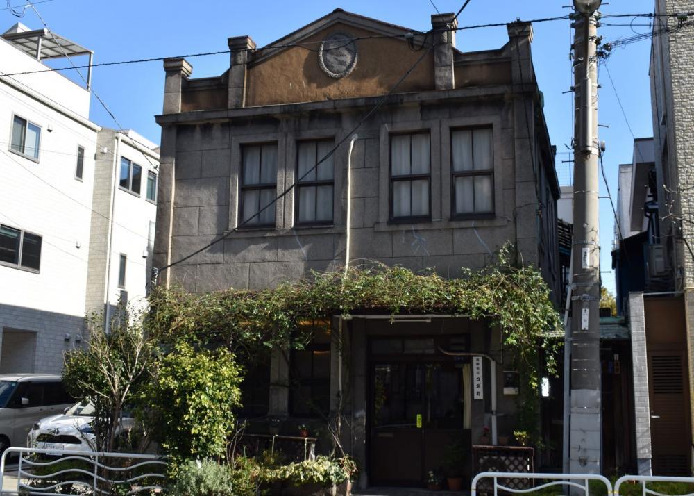Kosuga大楼(Gallery-SAGA)