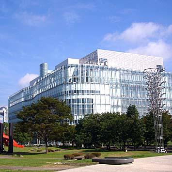富士電視網路公司灣岸工作室