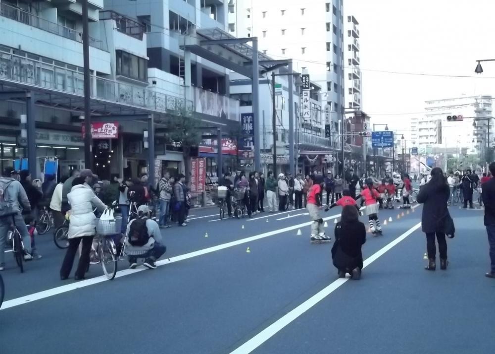 Kameido Jyusangendori Shopping Street