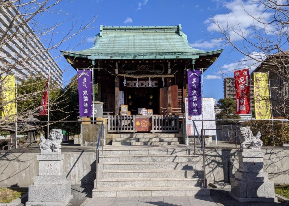 龟户浅间神社