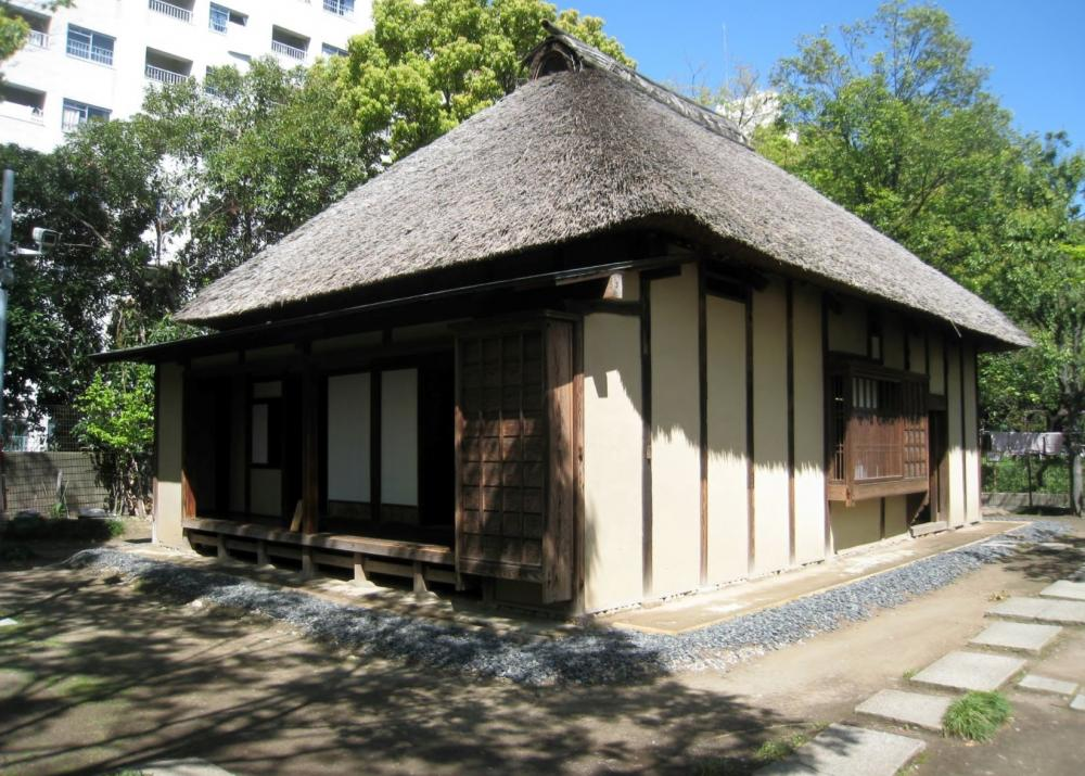 Former residential house of Oishi family