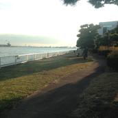 아카츠키부두 공원