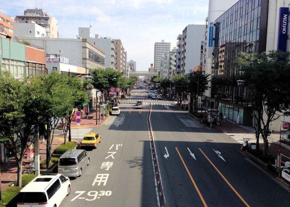 五橋豐國通商店會