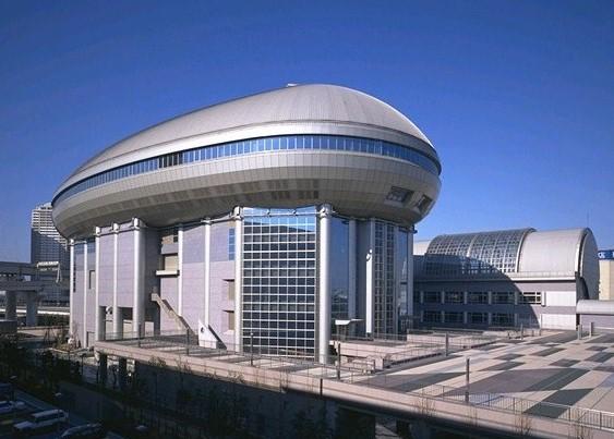 江東區有明體育中心
