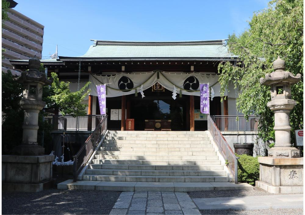 Katorijinja Shrine