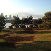 Shinkiba Park