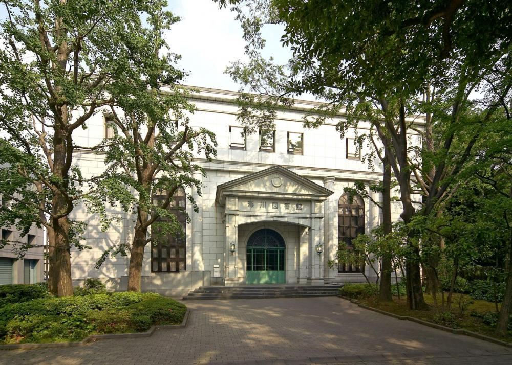 Fukagawa library