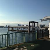 아오미 여객 터미널·수상버스 선착장 < 후네노카가쿠칸 >