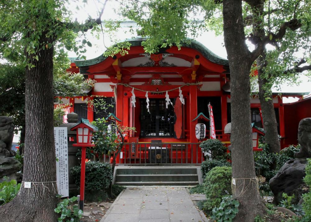 大島稻荷神社