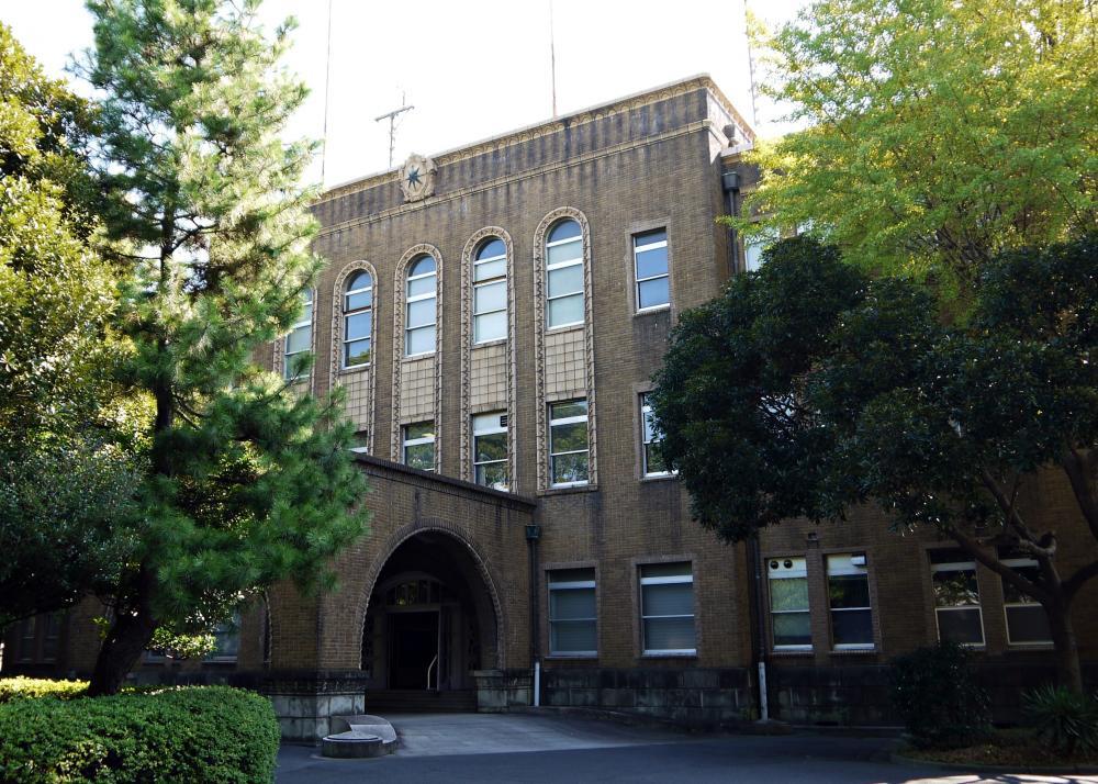 東京海洋大學越中島校區