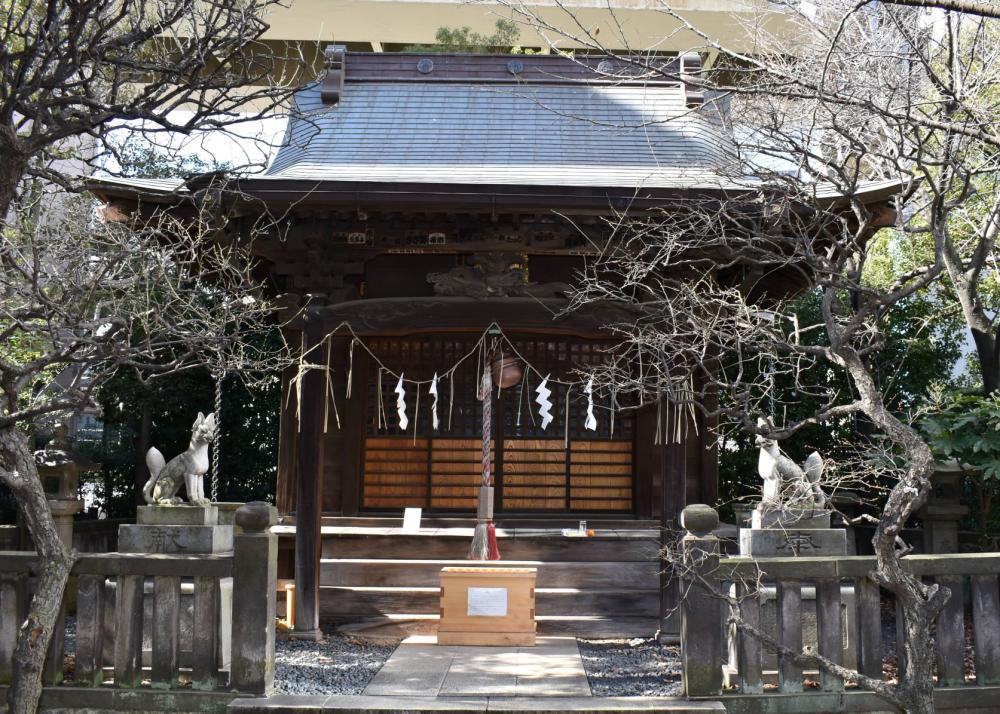 Hanei-Inari Shrine