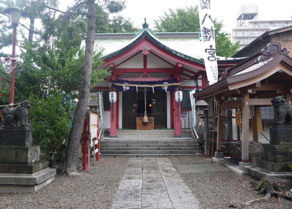 富贺冈八幡宫