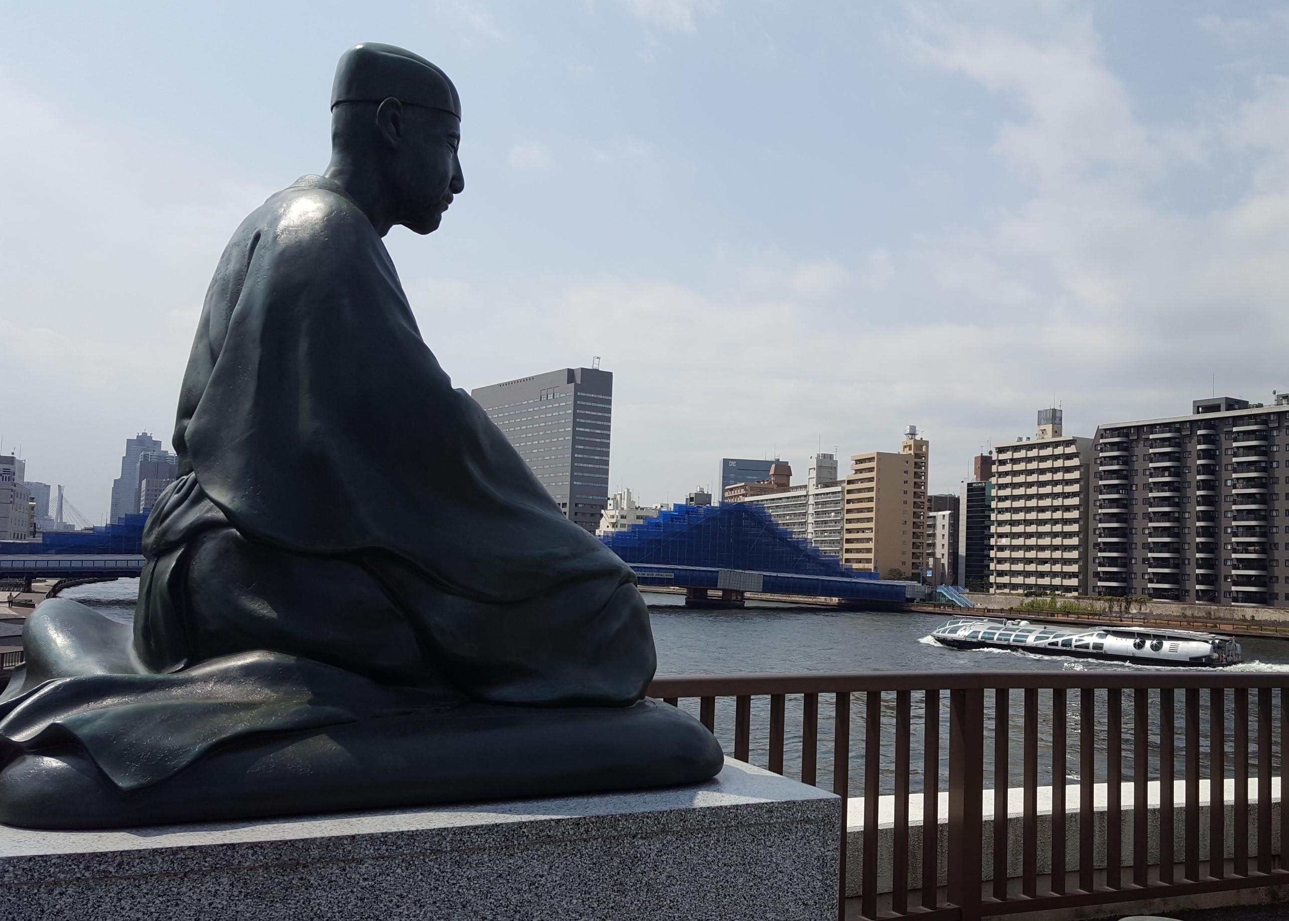 松尾芭蕉有渊源的地方